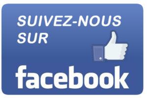 Suivez-nous sur notre page Facebook Plages de Normandie
